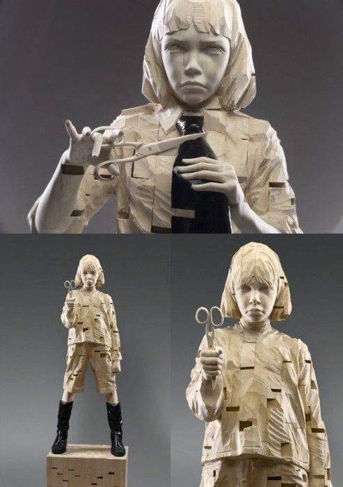 Niezwykłe rzeźby 33