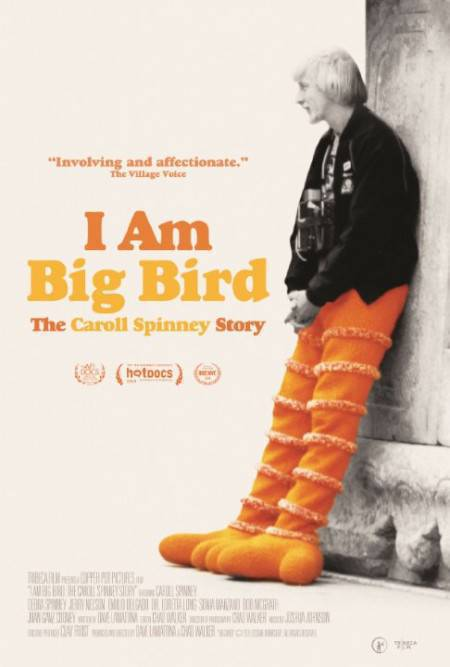 I Am Big Bird The Caroll Spinney Story 2014 HDRip x264-REKoDE