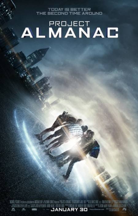 Project Almanac 2014 BDRip x264-SPARKS