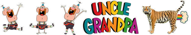 Uncle Grandpa S02E38 Weird Badge 480p HDTV x264-mSD