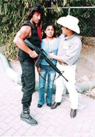 Prawie jak Rambo 5