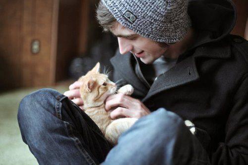 Mężczyźni i koty 6