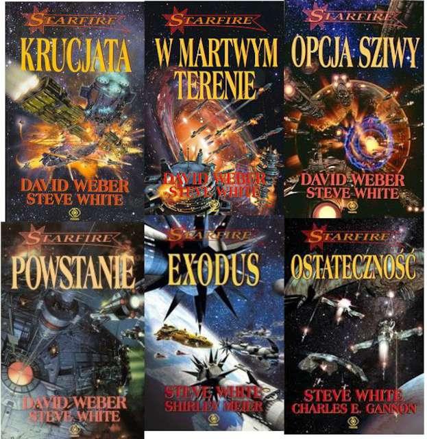 Steve White & ... - Starfire 1-6