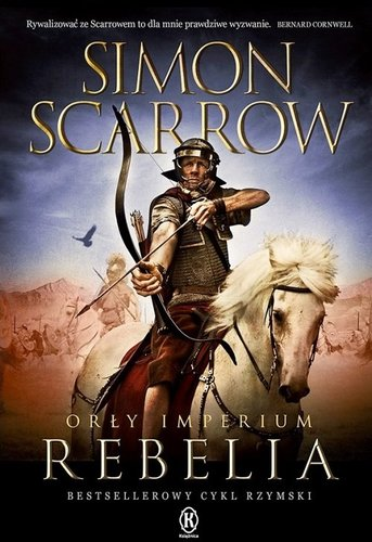 Simon Scarrow - Rebelia