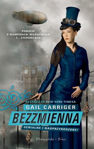 Gail Carriger - Bezzmienna