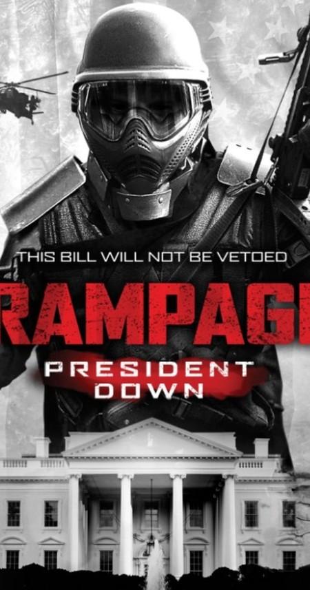 Rampage President Down (2016) x265-1080p
