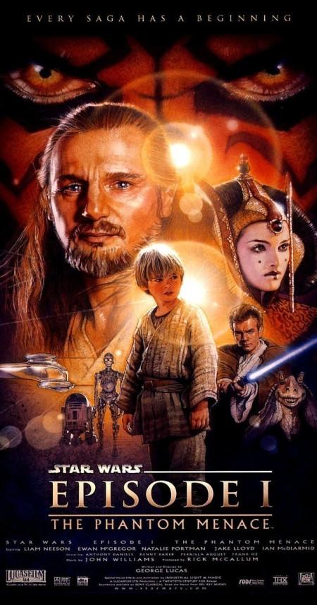 Star War Episode 1 The Phantom Menace 1999 MULTI UHD 4K Blu-Ray X264 DTS-HD 6 1 MSubs -DDR
