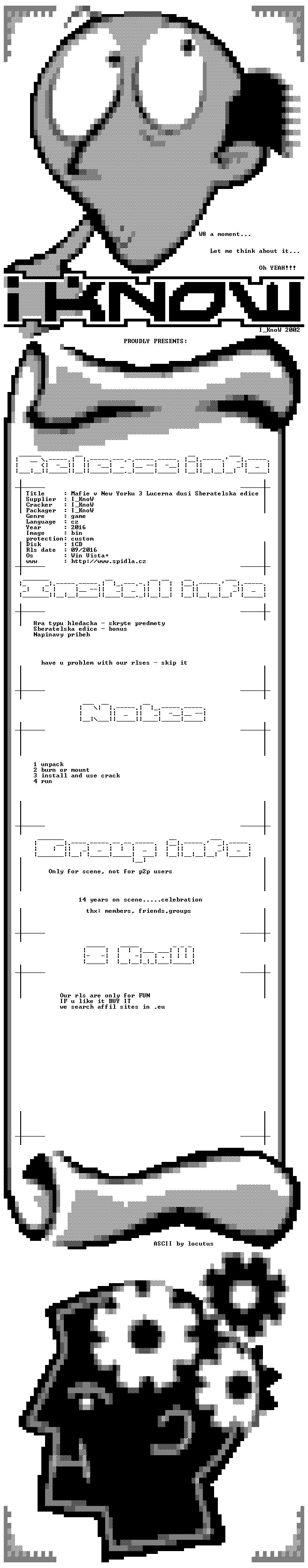 Mafie v New Yorku 3 Lucerna dusi Sberetelska edice CZ-I KnoW