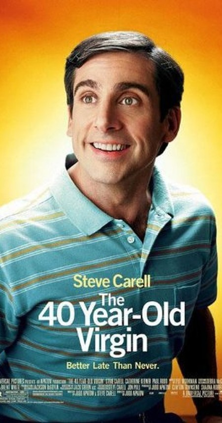 The 40 Year Old Virgin 2005 1080p Dts5 1-RaIdED