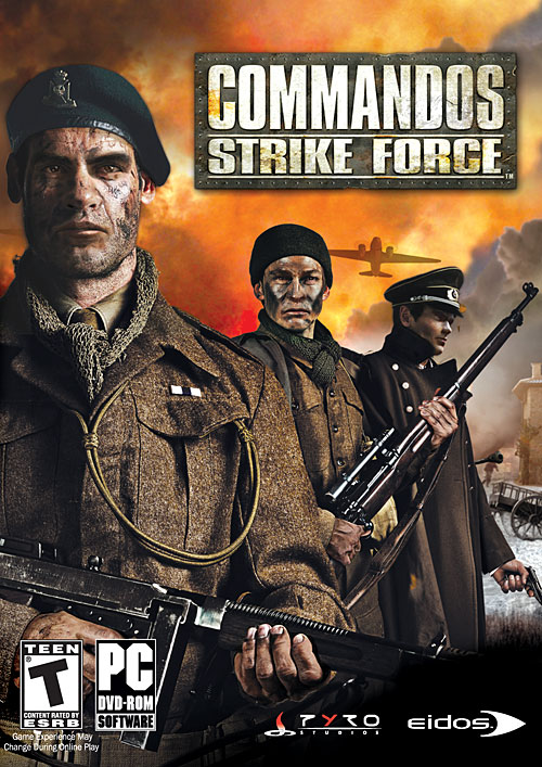Strike Force Arctic Storm-SKIDROW