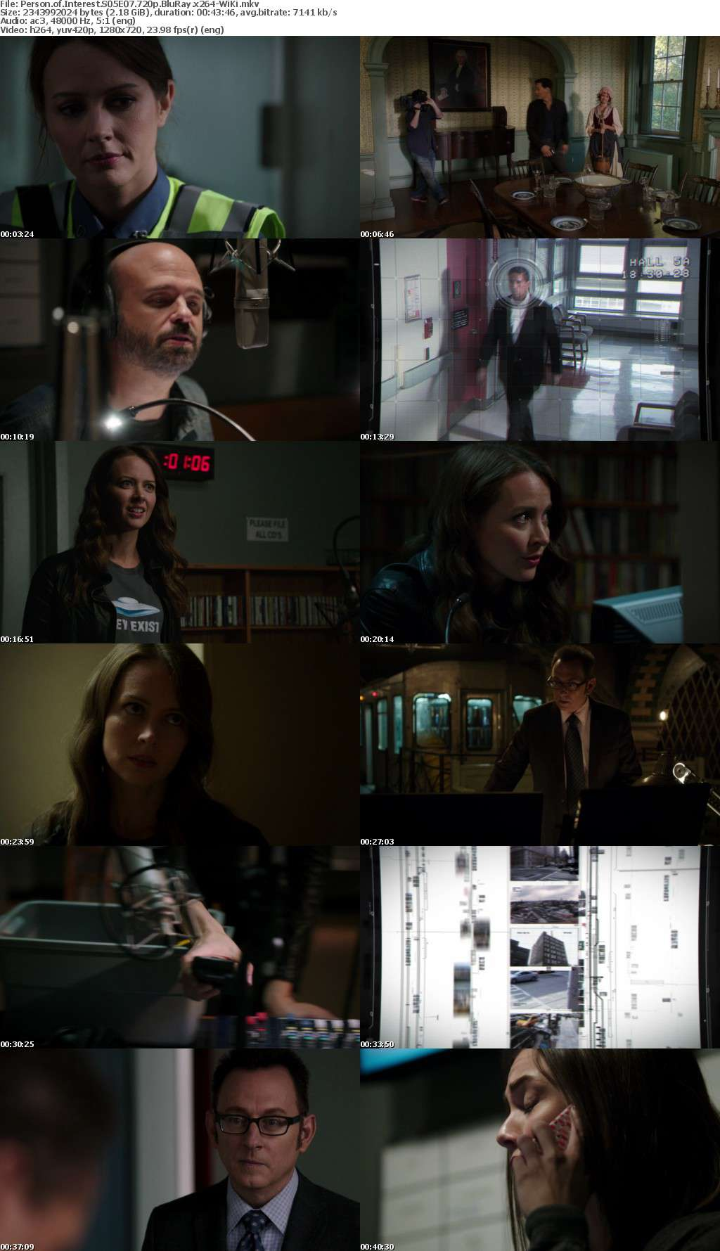Person of Interest S05 720p BluRay x264-WiKi