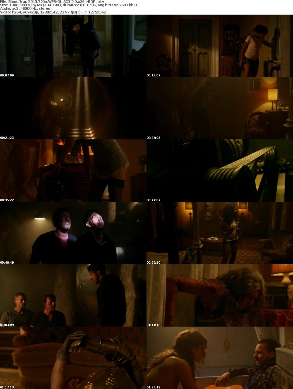 Blood Trap 2015 720p WEB-DL AC3 2 0 x264-BDP
