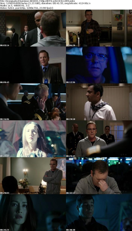 Designated Survivor S01E01 720p HDTV x264-KILLERS