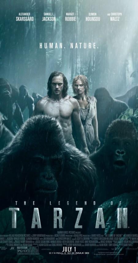 The Legend of Tarzan 2016 BRRip x264 AC3-Manning