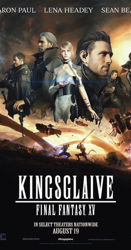 Kingsglaive Final Fantasy XV 2016 NTSC DVDR-P2P