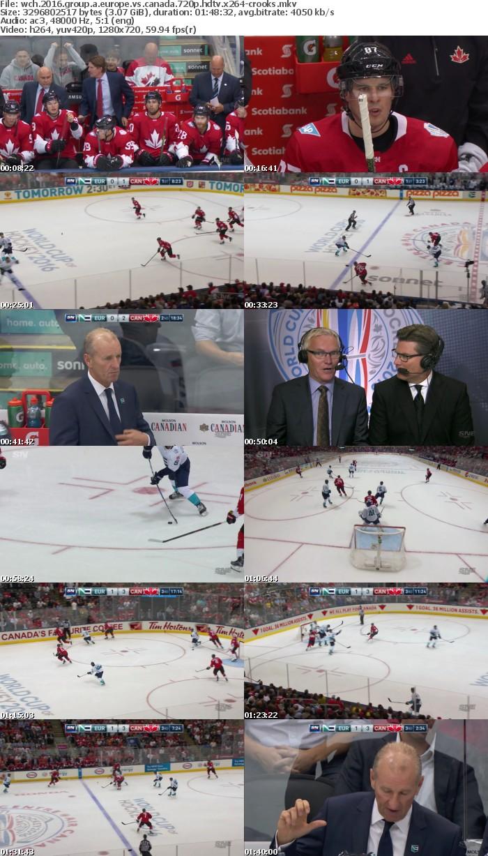 WCH 2016 Group A Europe vs Canada 720p HDTV x264-CROOKS