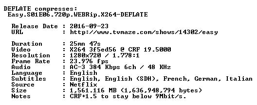 Easy S01 720p WEBRip x264