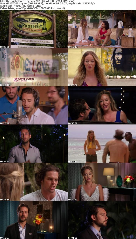 The Bachelorette Canada S01E02 WEB DL x264 JIVE
