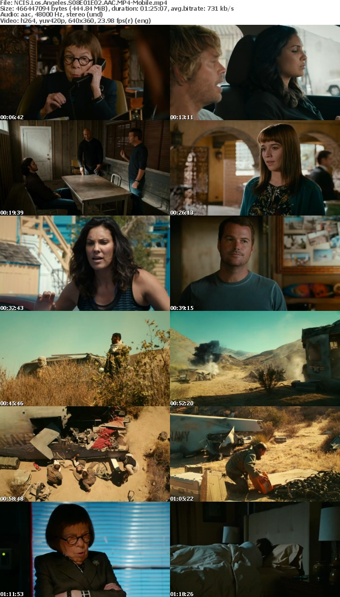 NCIS Los Angeles S08E01E02 AAC-Mobile