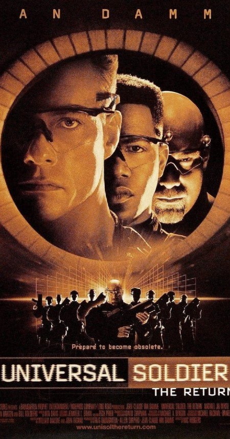 Universal Soldier The Return 1999 PL DUAL 720p PROPER BluRay x264-FLAME