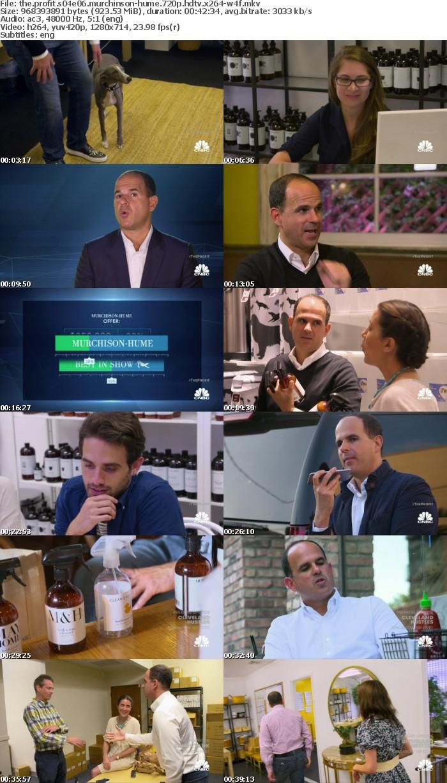 The Profit S04E06 Murchinson-Hume 720p HDTV x264-W4F
