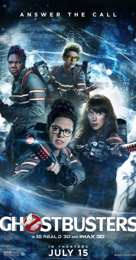 Ghostbusters 2016 720p BluRay x264