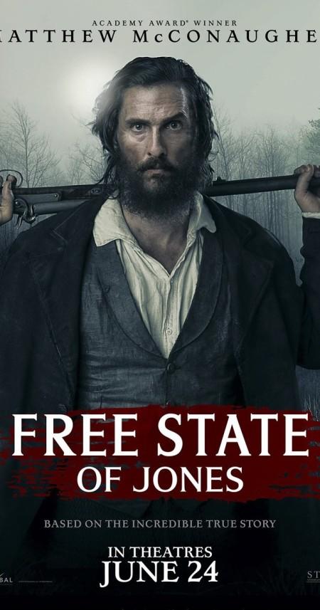 Free State Of Jones 2016 720p BluRay x264