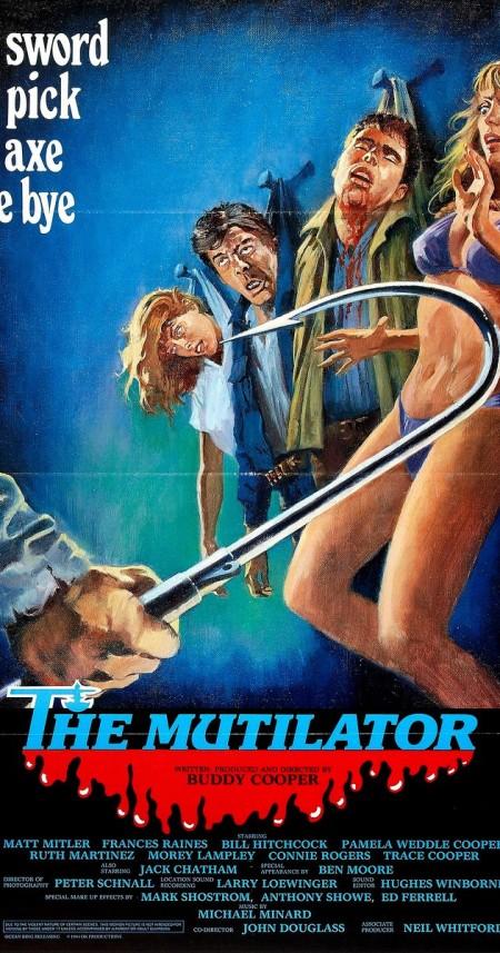 The Mutilator UNCUT 1984 German DL 1080p BluRay x264-ETM