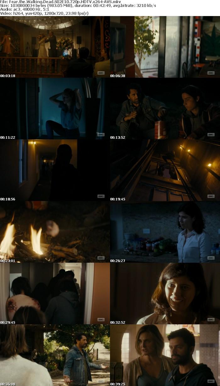 Fear the Walking Dead S02 720p HDTV x264-