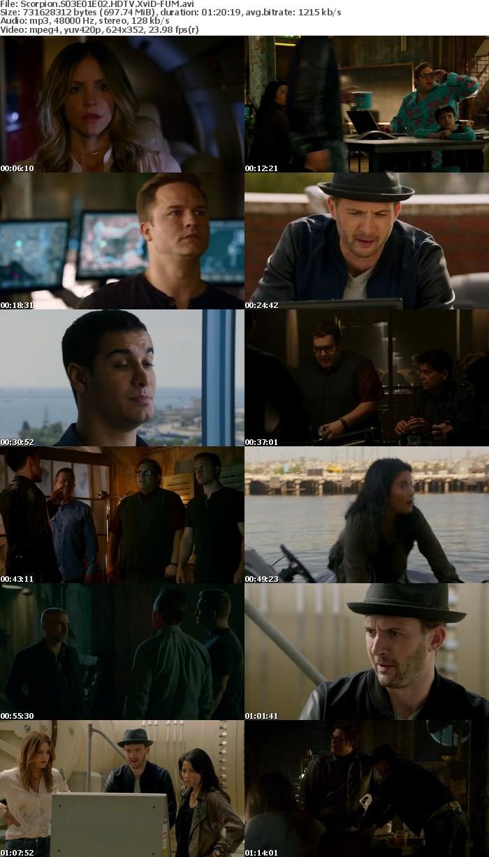 Scorpion S03E01E02 HDTV XviD FUM