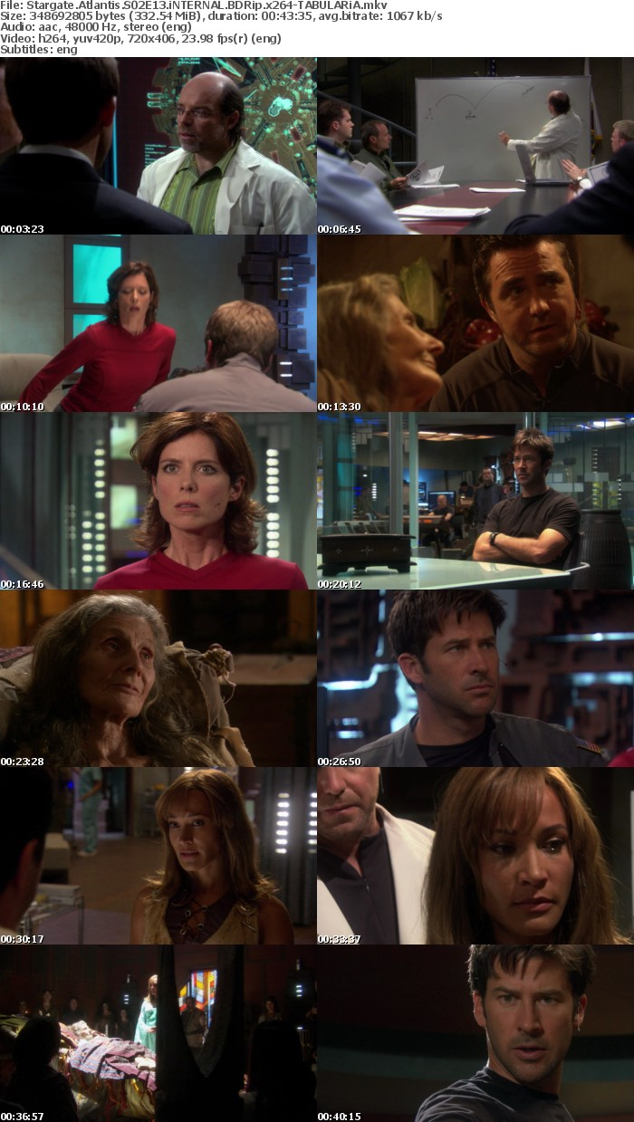 Stargate Atlantis S02 BDRip x264-TABULARiA