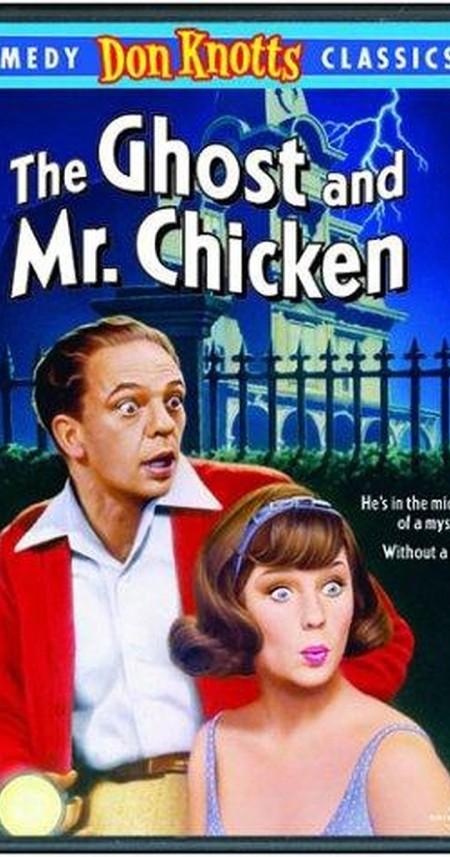 The Ghost and Mr Chicken 1966 720p BluRay X264-PSYCHD