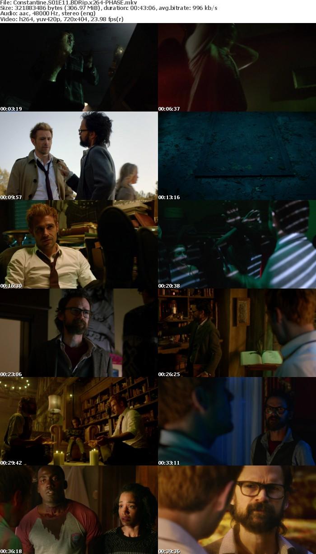 Constantine S01 BDRip x264-PHASE