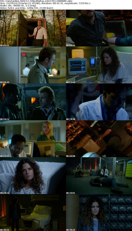Constantine S01 720p BluRay x264
