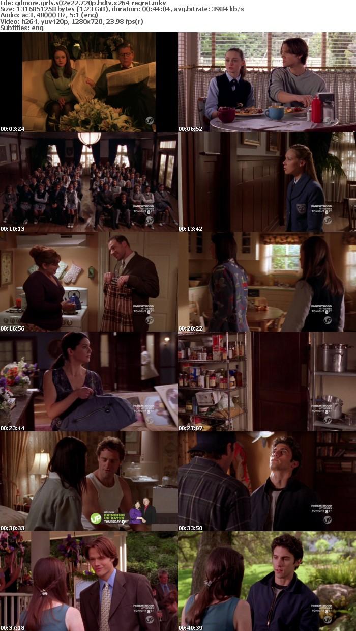 Gilmore Girls S02E22 720p HDTV x264-REGRET