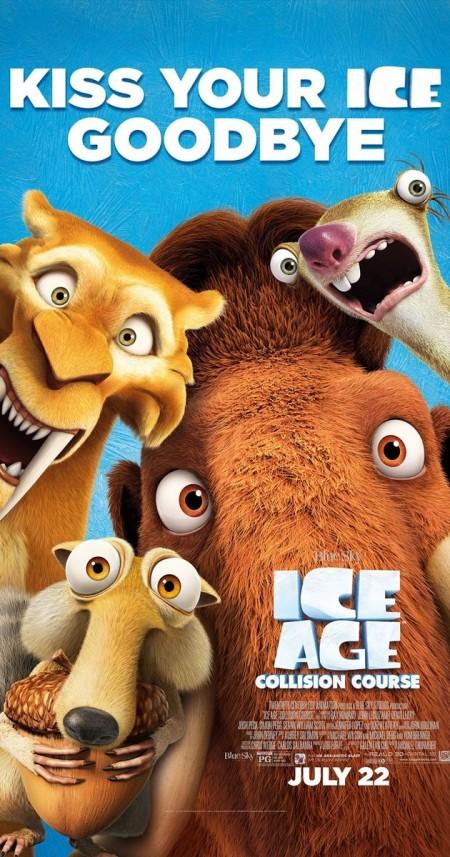 Ice Age Collision Course 2016 1080p Blu-ray X264 AC3 AAC PapaFatHead