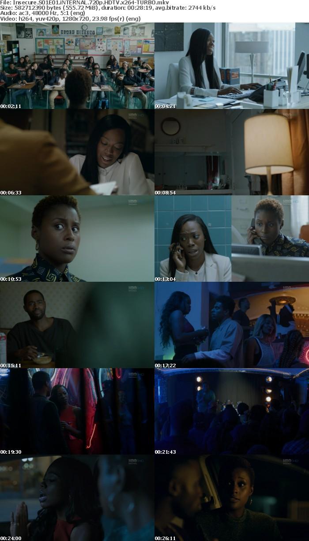 Insecure S01E01 iNTERNAL 720p HDTV x264-TURBO