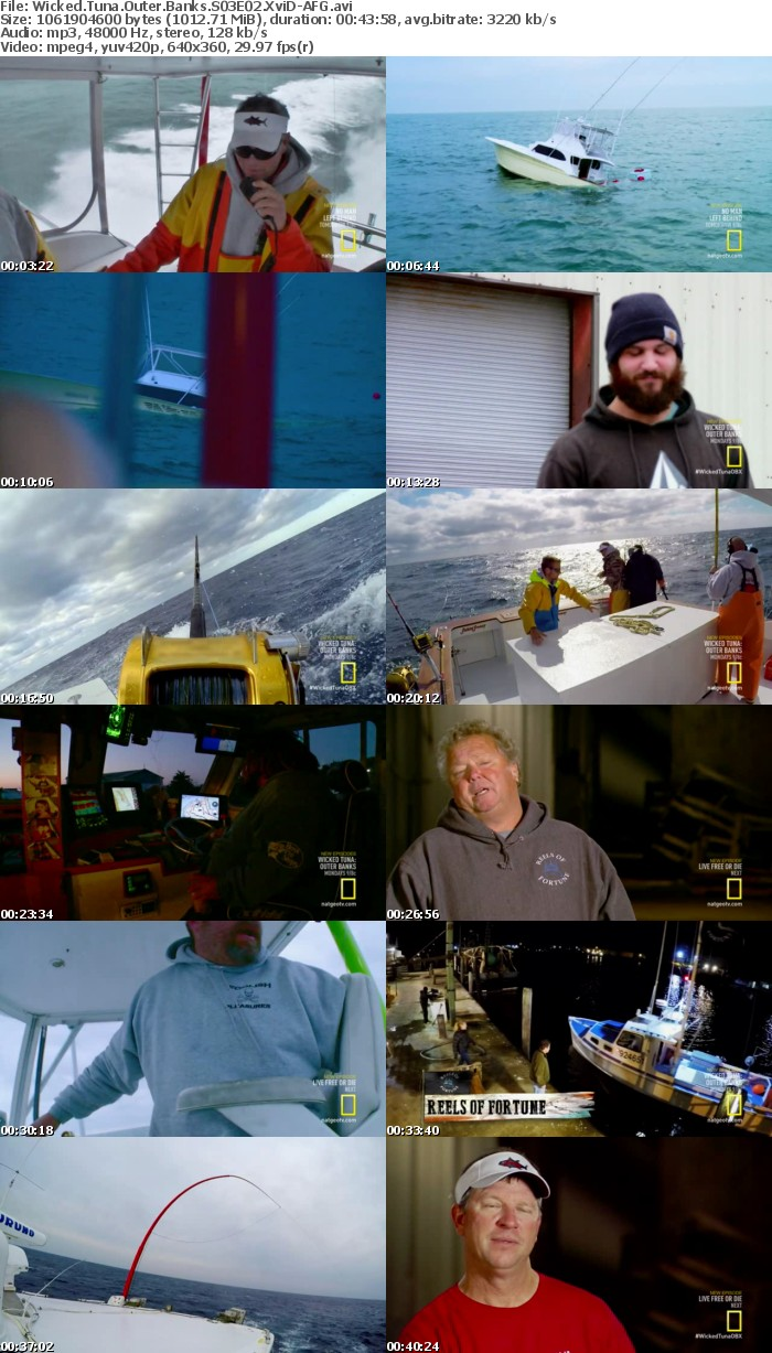 Wicked Tuna Outer Banks S03E02 XviD-AFG