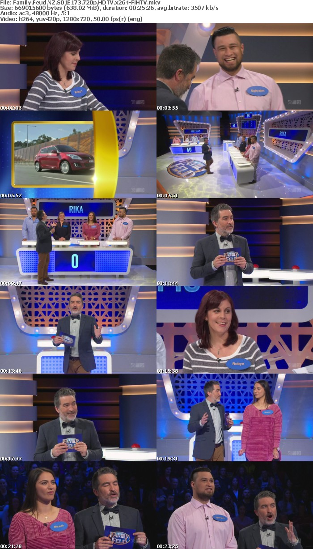 Family Feud NZ S01E173 720p HDTV x264-FiHTV