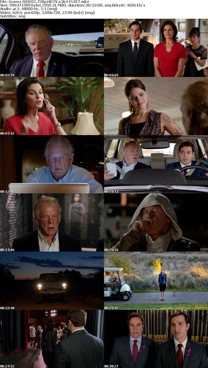 Graves S01E01 720p HDTV x264-FLEET