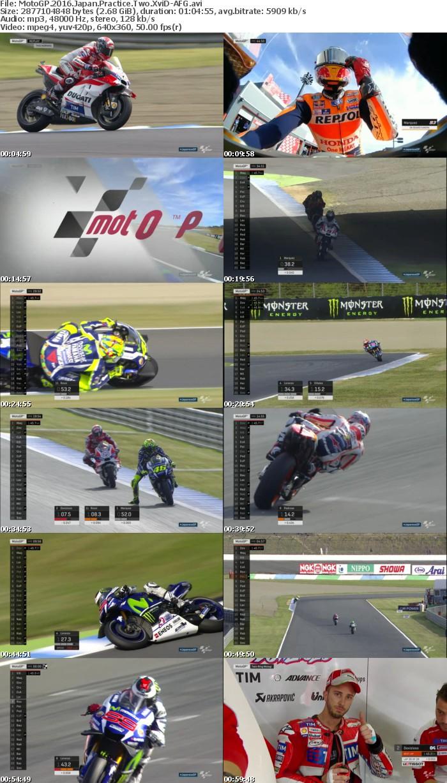 MotoGP 2016 Japan Practice Two XviD-AFG