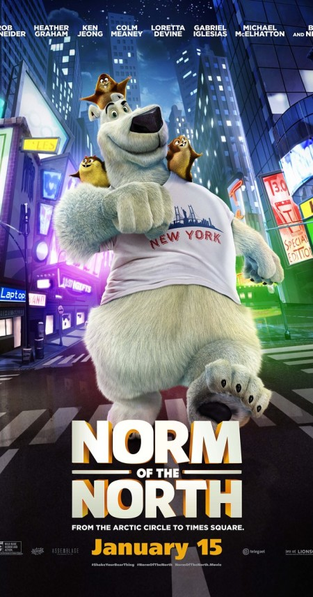 Norm of the North 2016 BluRay 1080p DTS-HD MA 5 1 AVC REMUX-FraMeSToR