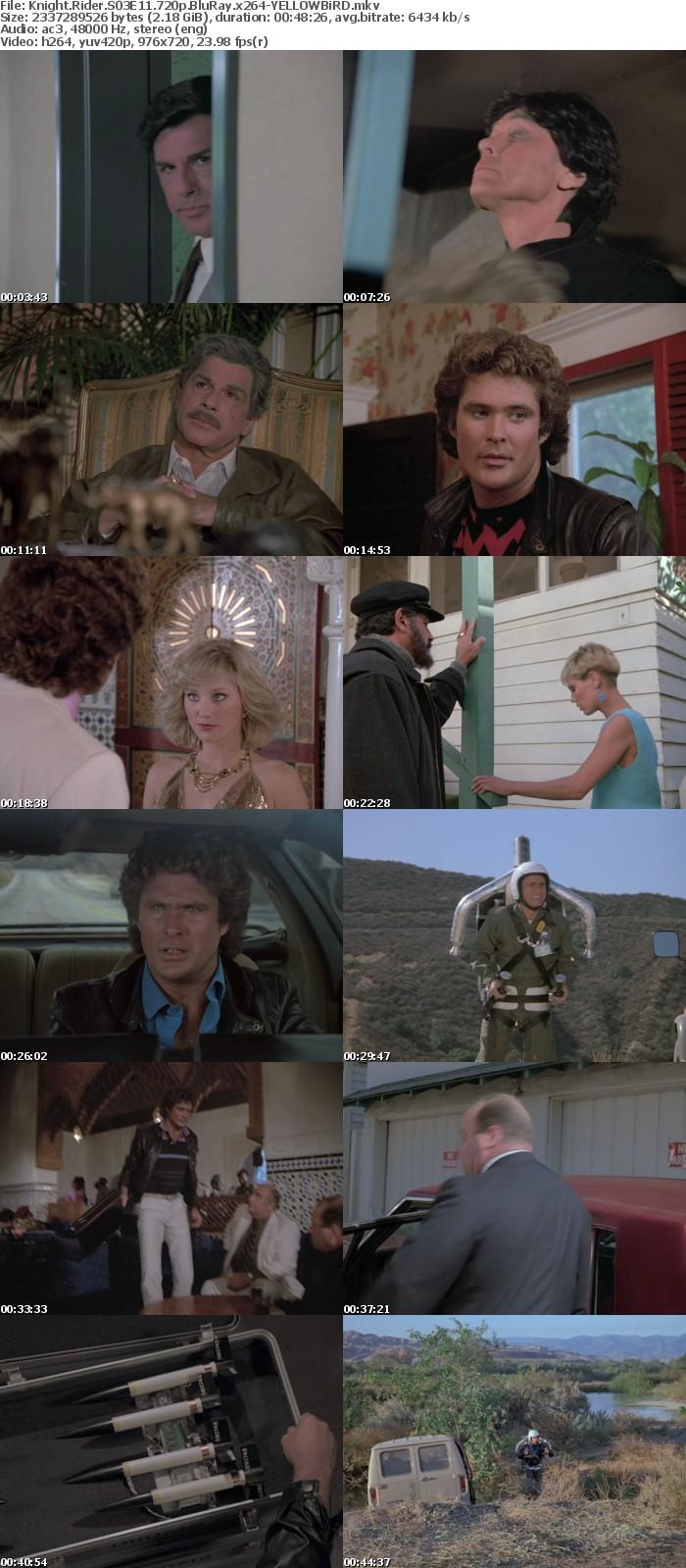 Knight Rider S03 720p BluRay x264