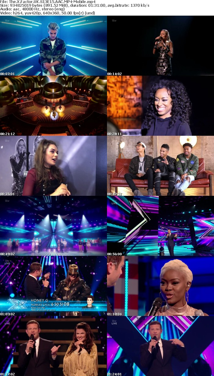 The X Factor UK S13E15 AAC-Mobile