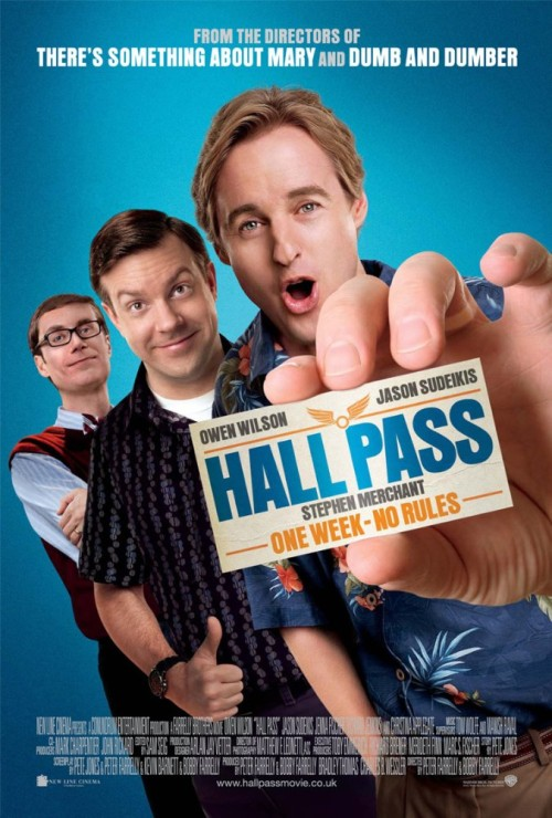 Hall Pass 2011 720p Bluray X264-x0r