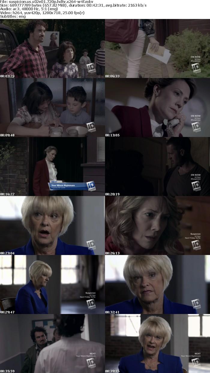 Suspicion US S02E01 720p HDTV x264-W4F