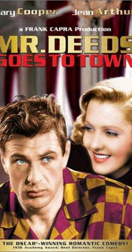 Mr Deeds Goes to Town 1936 720p BRRip X264 AC3 PLAYNOW