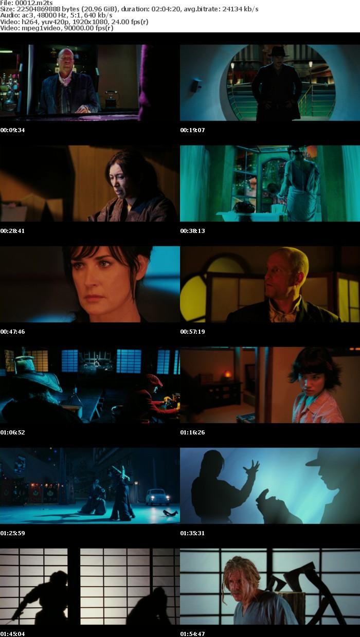 Bunraku 2010 1080p NOR Blu-ray AVC DTS-HD MA 5 1-HDMike