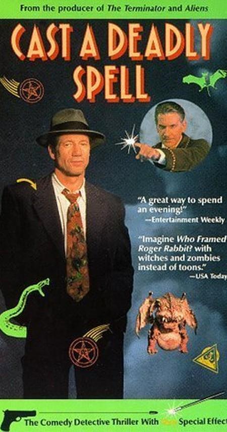 Cast a Deadly Spell 1991 1080p WEBRip DD2 0 x264-NTb
