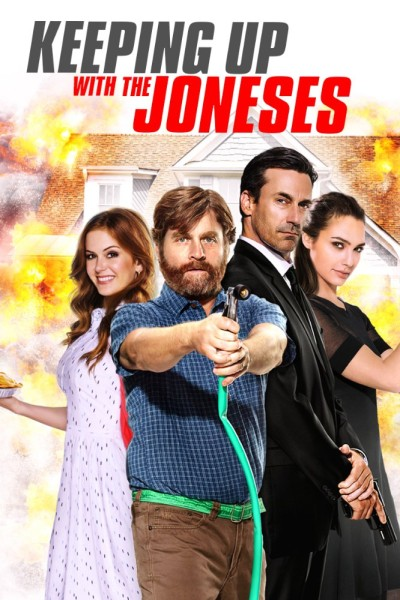Keeping Up With The Joneses (2016) 720p Brrip X264-mkvcage